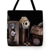 Still Life Light Painting Tote Bag by Tom Mc Nemar