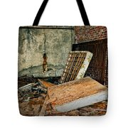Stonehaven Rehab Tote Bag by Steve Harrington