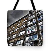Stralauer Platz 29 - 31  Tote Bag by Juergen Weiss