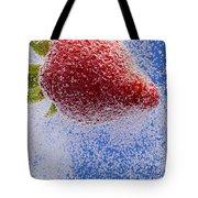 Strawberry Soda Dunk 2 Tote Bag by John Brueske