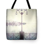 street lamp Tote Bag by Joana Kruse