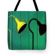 Street Life Tote Bag by Paul Wear