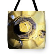 Streets Of Scottsdale 6 Tote Bag by Marlene Burns