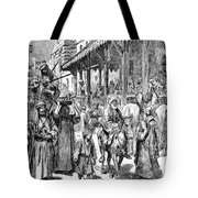 Sudan: Slavery Tote Bag by Granger