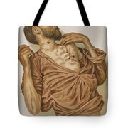 Suicide Through Stabbing 1898 Tote Bag by Science Source