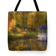 Summer's Whisper Tote Bag by Joann Vitali