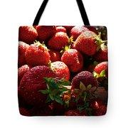 Sun Ripened Tote Bag by Susan Herber