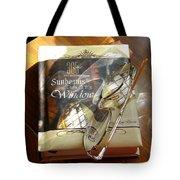 Sunbeams Tote Bag by Carla Parris