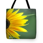 Sunflower Morning Tote Bag by Bill Cannon