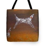 Sunkmanitu Tote Bag by Charles Stuart