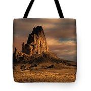 Sunrise On El Capitan Tote Bag by Sandra Bronstein