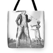 Surinam: Slave Owner, 1796 Tote Bag by Granger