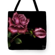 Sweet Perfection Tote Bag by Cheryl Young