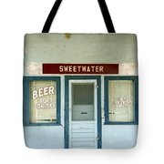 Sweetwater Store Tote Bag by Jeff Lowe