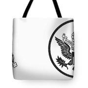 Symbols: U.s. Army Tote Bag by Granger