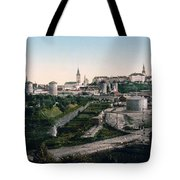 Tallinn Estonia - Formerly Reval Russia Ca 1900 Tote Bag by International  Images