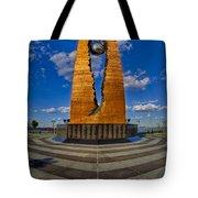Teardrop Memorial Tote Bag by Susan Candelario