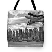 Thanks For The Show Tote Bag by Susan Candelario