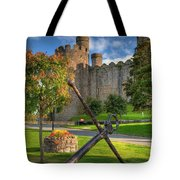 The Anchor Tote Bag by Adrian Evans