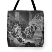 The Angel Of Hadley, 1675 Tote Bag by Photo Researchers
