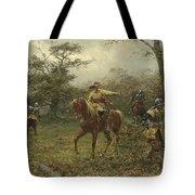 The Boscobel Oak Tote Bag by Earnest Crofts