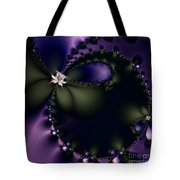 The Butterfly Effect . Square Tote Bag by Wingsdomain Art and Photography