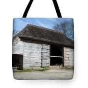 The Cowfold Barn Tote Bag by Dawn OConnor