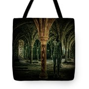 The Crypt Tote Bag by Chris Lord