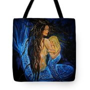 The Deepest Love Series 3 Tote Bag by Leslie Allen