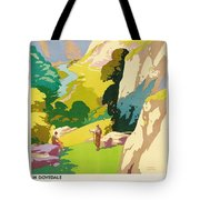 The Derbyshire Dales Tote Bag by Frank Sherwin