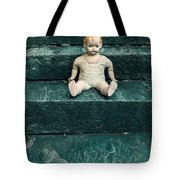 The Doll Tote Bag by Joana Kruse