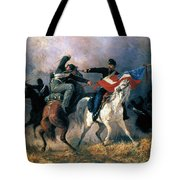 The Fight For The Standard Tote Bag by Granger