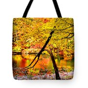 The Final Bough Tote Bag by Kristin Elmquist