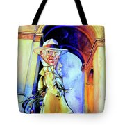 The French Connection Tote Bag by Hanne Lore Koehler