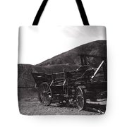 The Good Old Days Tote Bag by Susanne Van Hulst