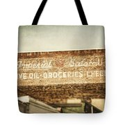 The Imperial Tote Bag by Lisa Russo