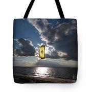 The Kite Tote Bag by Rrrose Pix