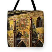 The Last Judgment - St Vitus Cathedral Prague Tote Bag by Christine Till