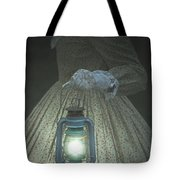 The Light Tote Bag by Joana Kruse