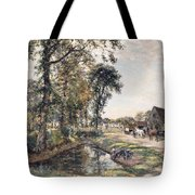 The Manor Farm Tote Bag by Mark Fisher