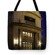 The Meeting Place Tote Bag by Lynn Palmer