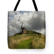 The Mill At Aarup Tote Bag by Robert Lacy