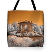The Muny At Forest Park Tote Bag by Jane Linders