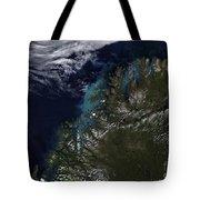 The Norwegian Sea Tote Bag by Stocktrek Images