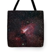 The Omega Nebula Tote Bag by Filipe Alves