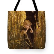 The Orphan Tote Bag by James Jacques Joseph Tissot