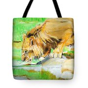 The Paws that Refreshes Tote Bag by Judy Kay
