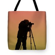 The Photographer Tote Bag by Paul Ward