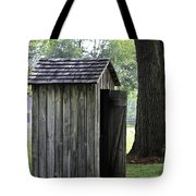 The Privy Tote Bag by Teresa Mucha