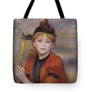 The Rambler Tote Bag by Pierre Auguste Renoir